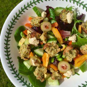 Superfood Salad (ve)