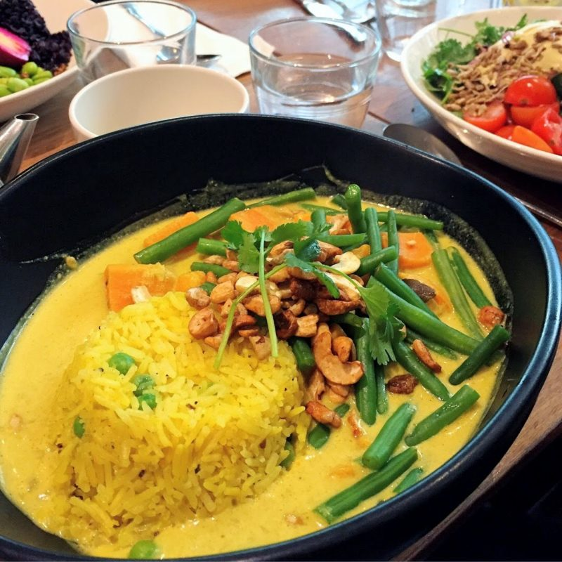 Top vegan meals out in London