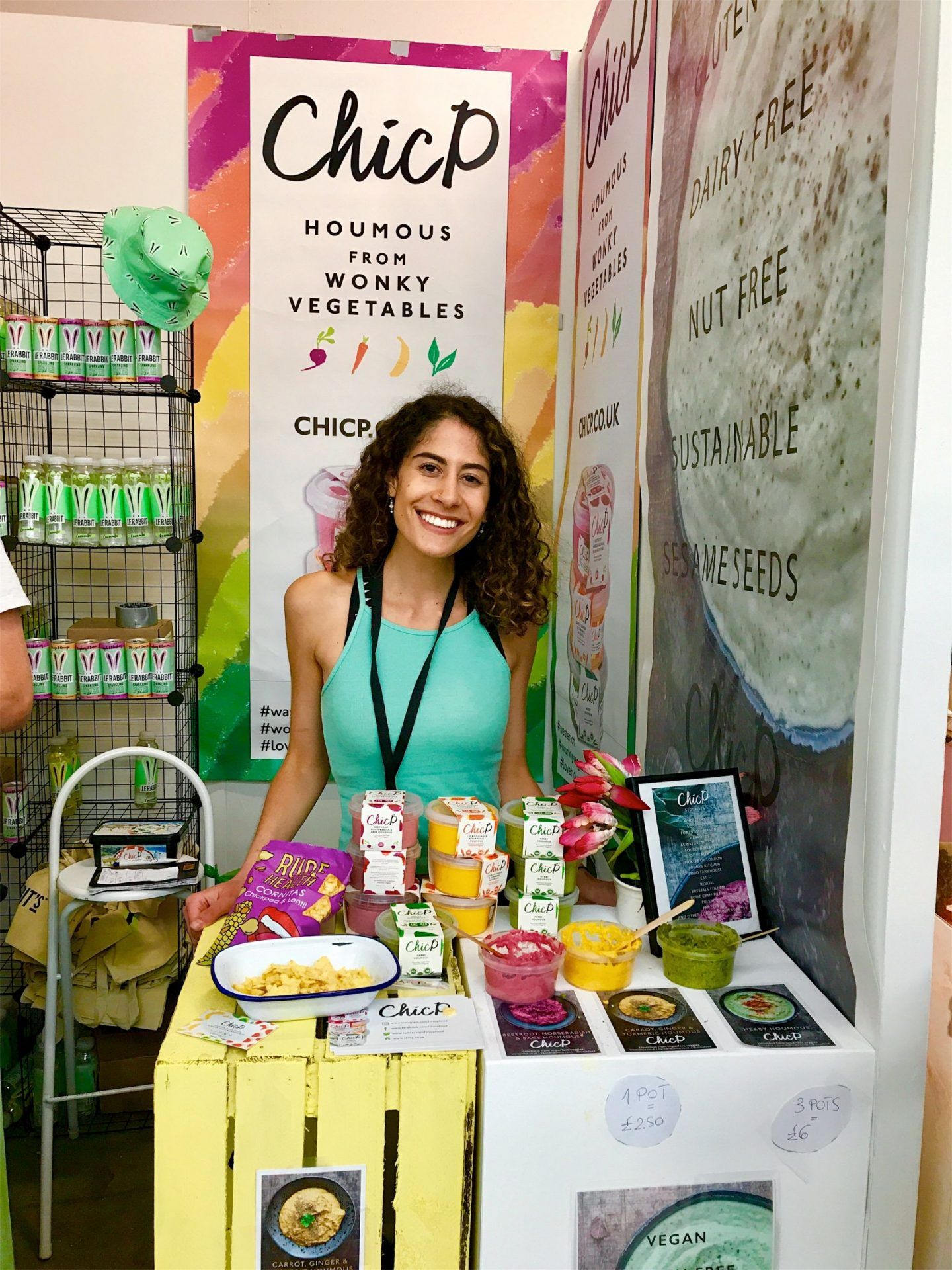 Balance Festival with ChicP hummus: A healthy foodie's heaven