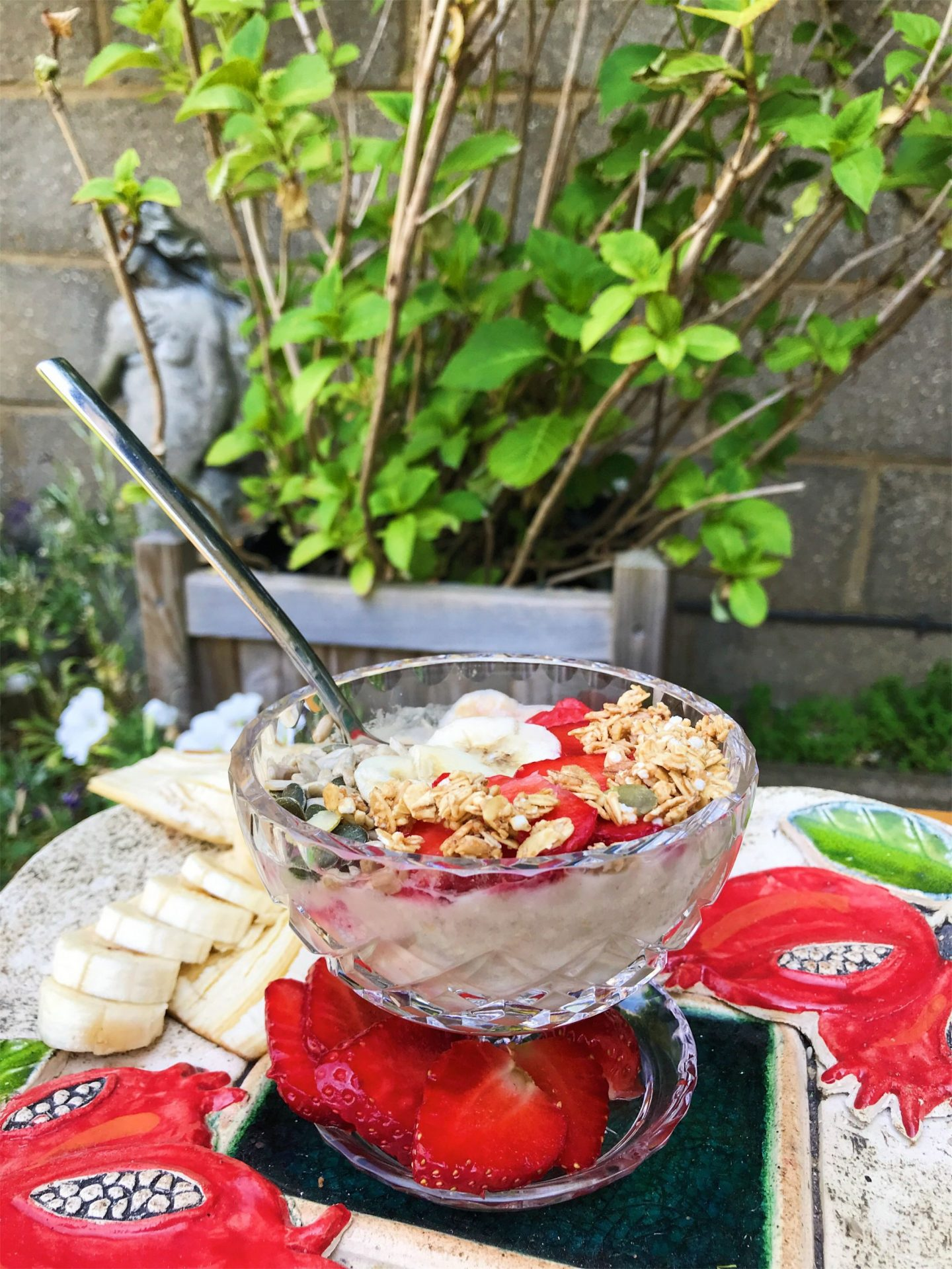 Post-workout Overnight Oats (High Protein)