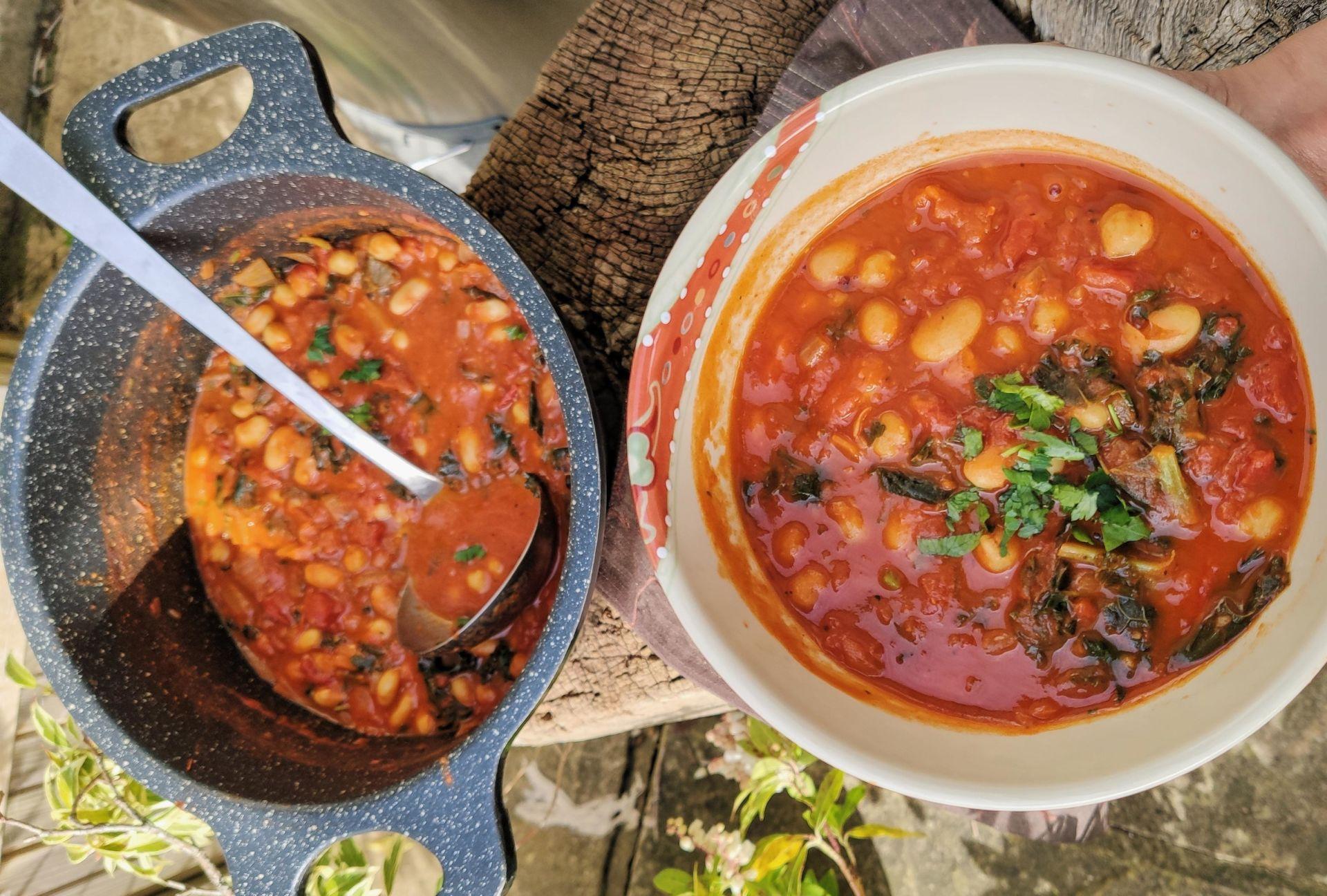 Chipotle Bean Soup (Ve)