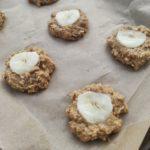 vegan banana and peanut butter cookies recipe
