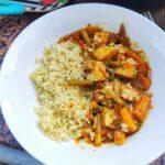 caribbean tofu curry recipe